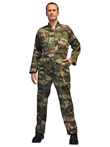 Gilbert Production - Combinaison Adulte - CD137 - Mixte - Camouflage - T5