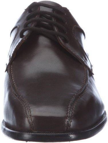 ManzRiva AGO H - Scarpe Basse Stringate Uomo Marrone (Braun (t.d.moro 187))