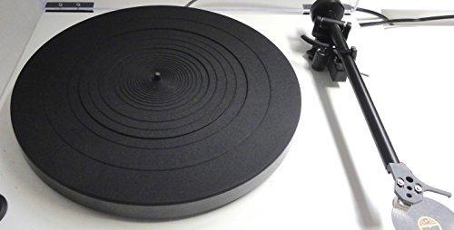 Vinyl Guru dm-205Tappetino in gomma per giradischi piatto