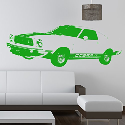 ford-mustang-car-wall-stickerstickers-muraux-stickers-muraux-de-mur-transferts-stickers-muraux