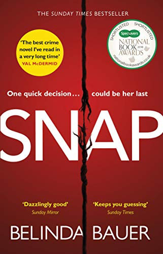 Snap: The Sunday Times Bestseller (English Edition) Dark Snap