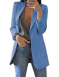 dca1c20ddc5 Amazon.es  tallas grandes mujer - Trajes y blazers   Mujer  Ropa