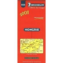 Carte routière : Hongrie, 925, 1/400000