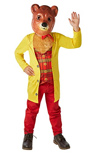 Rubie 's Offizielles Mr Bär Fancy Kleid Jungen Goldilocks Fairytale Buch, Woche Tag Kinder Kostüm