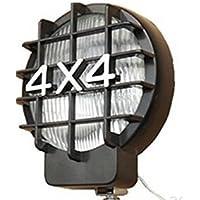 URAQT - Coche de Alta Potencia de Luz de Trabajo para Super Brillante Luz de Trabajo Offroad 4 x 4 Off Road Coche Truck Luces de Trabajo LED - Blanco