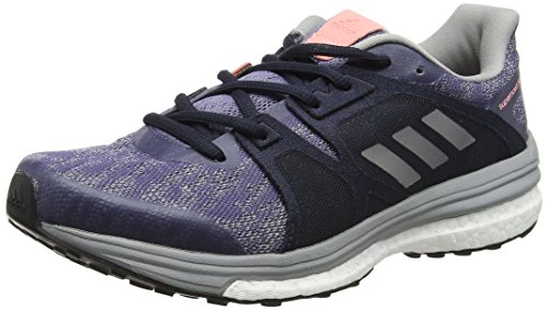 adidas Damen Supernova Sequence 9 Turnschuhe, Pink (Morsup/Plamet/Grimed), 42 2/3 EU (Adidas-sequence)