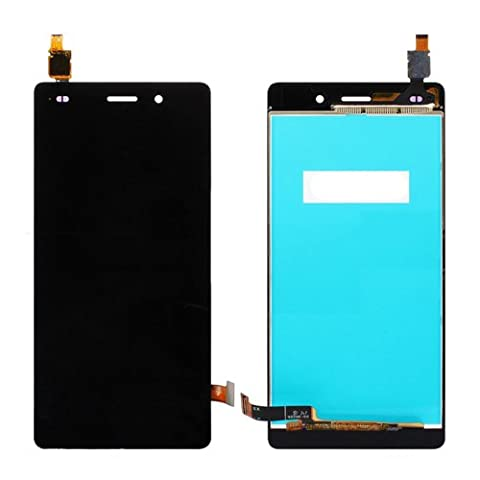"""LCD display Digitizer Touch Screen Ecran Vitre Tactile Assembly For Huawei P8 Lite 5.0"""" (Black)"""
