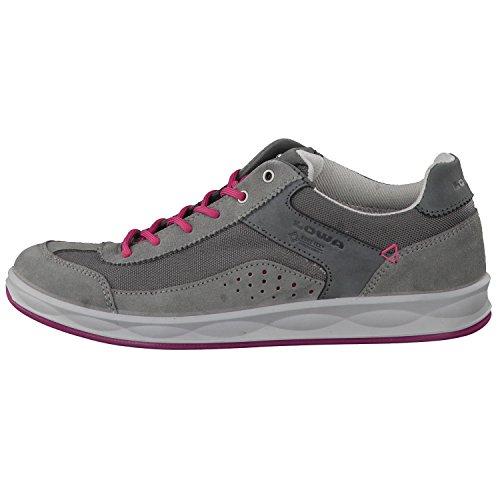 Lowa San Luis GTX Lo W chaussures de voyage Gris