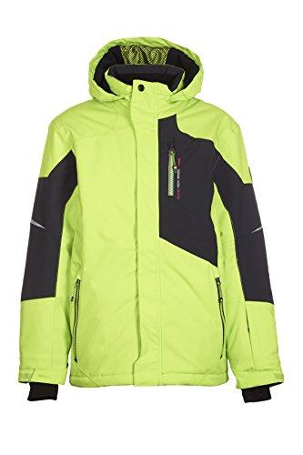 Killtec Jungen Zado Jr Ski Funktionsjacke Lime, 176