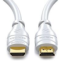 deleyCON 20m HDMI cavo HDMI 2.0 / 1.4a compatibile High