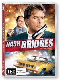 Nash Bridges - The Third Season (5 Disc Set) (NTSC) (REGION 0) (Bridges-set Nash)