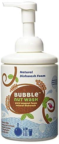 Bubble Nut Wash Natural Dishwash Foam - 500 ml