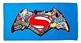 lilihome Batman V Superman 'Clash' Towel