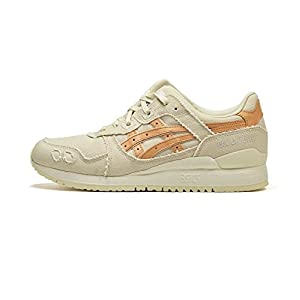 41KACU4SrHL. SS300  - ASICS Shoes Tiger Gel Lyte Iii Scarpa Birch Tan H7e2n 0271