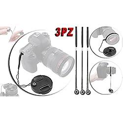 Tokina adhésif Bouchon d'objectif pour appareil photo, Cap Keeper pour support, Rome, à bande élastique pour caméra, appareil photo à clipser, Opéra de l'objectif 50mm F1.4Firin 20mm, F2FE AF 20mm F2FE MF AT-X 14-20mm F2Pro DX Atr-x Pro 11-20mm Fat-412-2,8x
