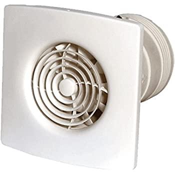 Greenwood Airvac Silent Sr100 Extractor Fan Amazon Co Uk