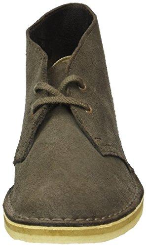 Clarks Originals, Desert Boots Femme Beige (Dark Taupe)