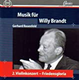 Music for Willy Brandt:Cto 2 F [Import USA]