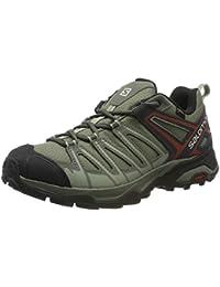 Salomon X Ultra 3 Prime GTX, Zapatillas de Senderismo para Hombre