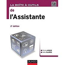 La Boîte à outils de l'assistante - 2e éd. (BàO La Boîte à Outils)