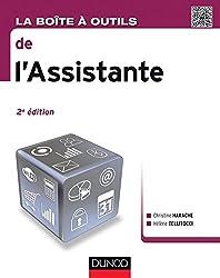 La Boîte à outils de l'assistante - 2e éd.