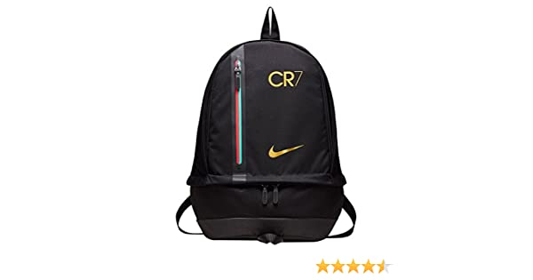 a9652306f Nike CR7 Cheyenne Black Backpack (BA5278-013): Amazon.in: Bags, Wallets &  Luggage
