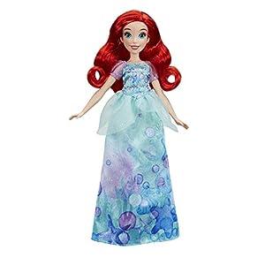 Disney Princess-E0271ES2 Ariel Brillo Real, Multicolor. (Hasbro E0271ES2)