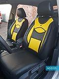 Housses de siège sur mesure pour Kia Rio 4 YB conducteur et passager à partir de...