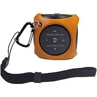 Bear Grylls Bluetooth Outdoor Lautsprecher Explorer One Kablloser, Mexican Orange, 4162