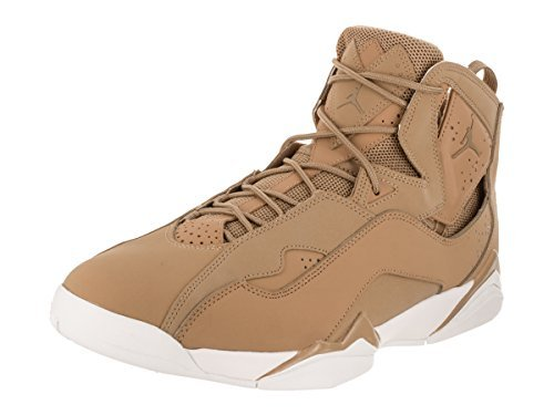 bc20128ccf4f1 Jordan Men's True Flight Basketball Shoe, Golden Harvest/Golden  Harvest-Sail, 11.5