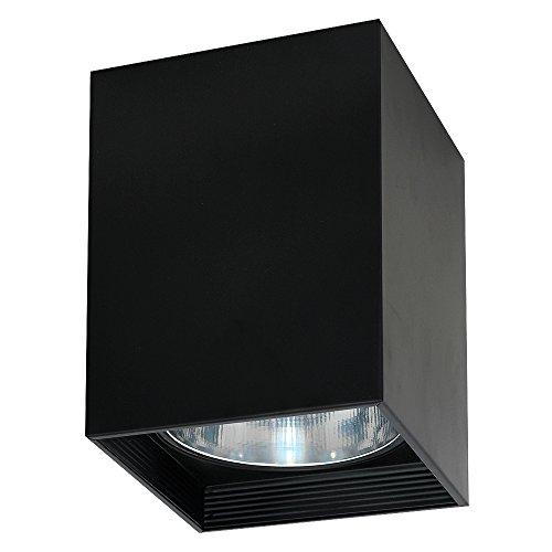Elegante lámpara de techo en Negro Estilo Bauhaus 1x E27hasta 60W 230V de metal & Piso Cocina Comedor lámpara lámpara interior