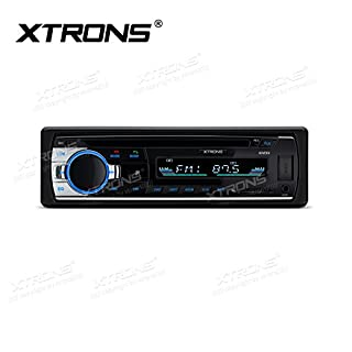 XTRONS® Single 1 Din DAB Car Stereo Audio MP3 USB SD Player FM Radio AUX-IN