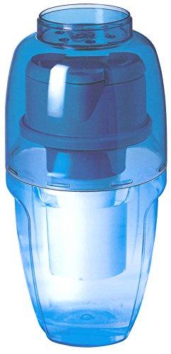 Preisvergleich Produktbild Tyent Mobiler Ionisierer Wasserfilter Trinkwasserfilter Wasseraufbereiter H2gO Blue