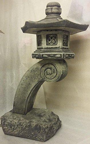 Giappone pietra pietra Yukimi in pietra 21kg