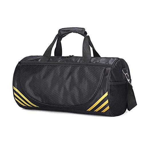 Cocy-TT Yoga Bag Schulter Zylinder Taekwondo Rucksack Reisetasche Fitness Sporttasche -