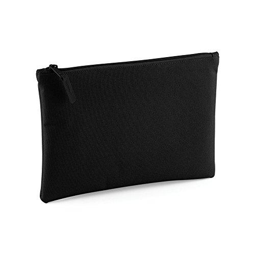 Bagbase - Pochette zippée (Taille unique) (Noir)