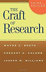 Craft of Research 3e