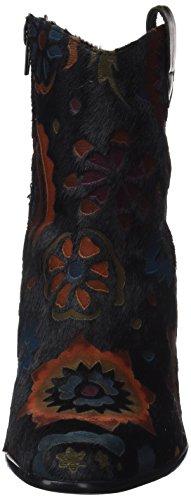PEDRO MIRALLES 29307, Santiags Femme Noir (Black)
