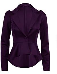 Suchergebnis auf für: Violett Blazer Kostüme