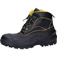 Leipold + Döhle - Chaussures De Protection Pour Les Hommes Noirs 47 QobMTfFt
