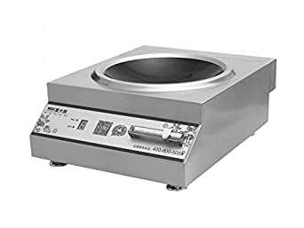 Countertop Stove Amazon : Countertop Commercial Electric Induction Range Cooktop, 5000w ...