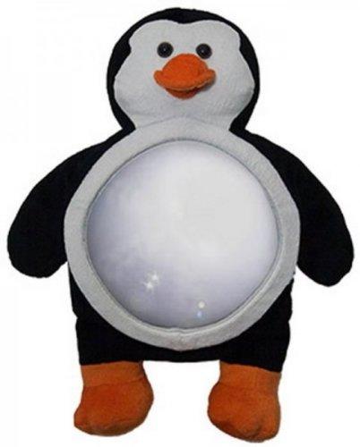 Little Luca Baby Auto Sicherheit Spiegel, Pinguin