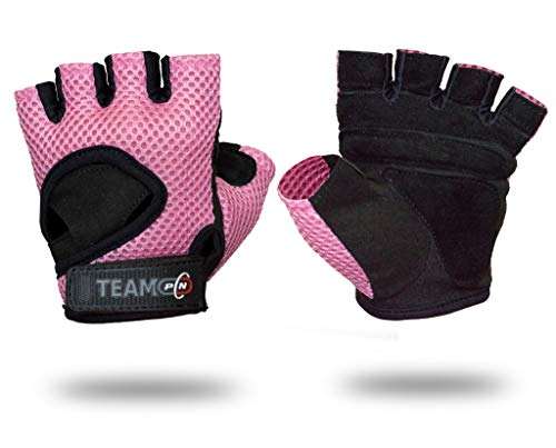 guanti palestra donna nike P N Guanti da Palestra Uomo Donna|Allenamento Bodybuilding Esercizio Pesistica Polso Fitness Gloves (Women s Advanced Pink