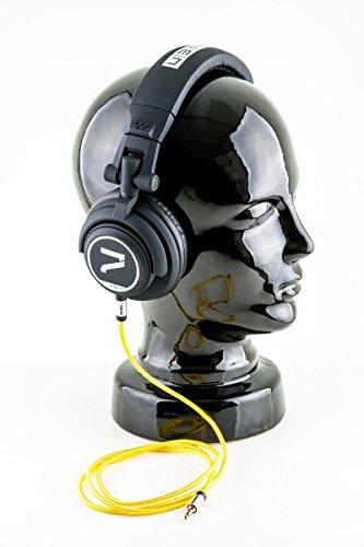 7even Headphone black / Yellow