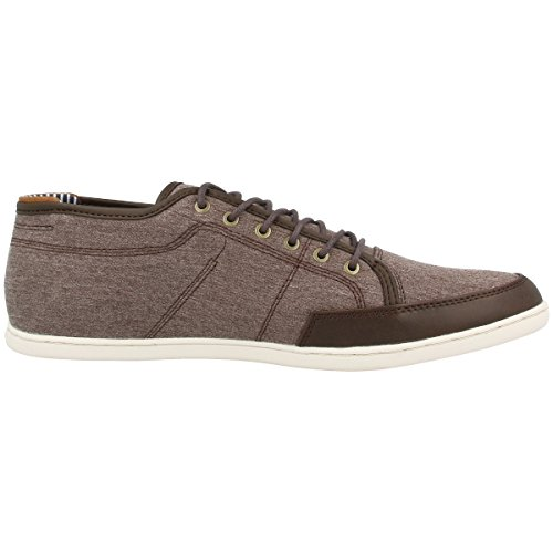 Boxfresh Schuhe SPARKO PM Wpf/Leather Herren dark brown-tan (E14133)
