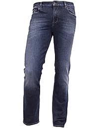 ALBERTO - Jeans - Homme bleu bleu