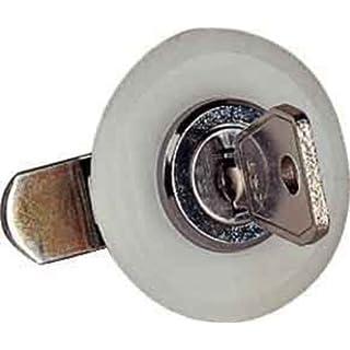 abb-entrelec-Lock with Two Keys UZ1