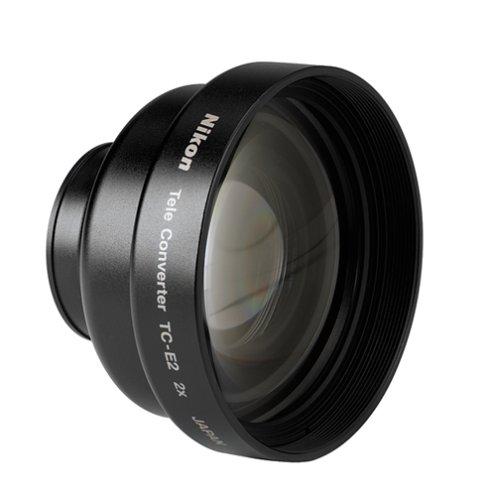 Nikon Televorsatz TC-E2 für Coolpix 4500 Nikon Coolpix Point