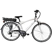 LFB RO27,5 Vélo électrique Mixte Adulte, Blanc