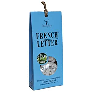 French Letter Condoms - Sheer Carress